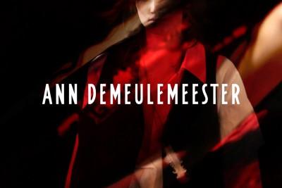 Ann Demeulemeester Women